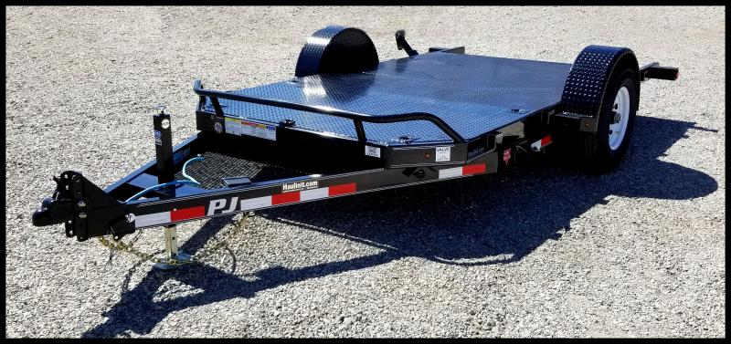 "2020 PJ Trailers 81"" x 13' Car / Racing Trailer"