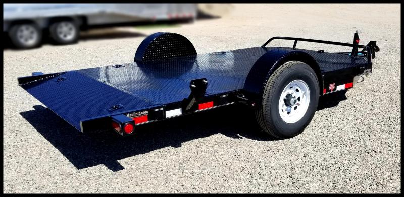 "2020 PJ Trailers 81"" x 13' Car / Racing Trailer"