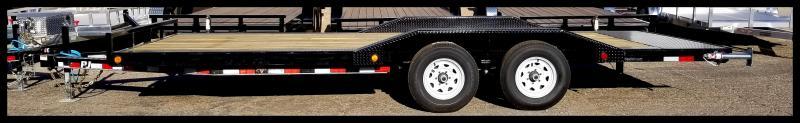 2020 PJ Trailers 102 x 20' Buggy Car Hauler Car / Racing Trailer