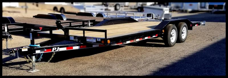2020 PJ Trailers 102 x 20' Buggy Car Hauler Car / Racing Trailer