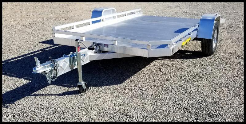 2020 Aluma 7712H-Tilt Utility Trailer