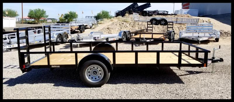 2019 Innovative Trailer 83 x 14 Utility/ATV Trailer