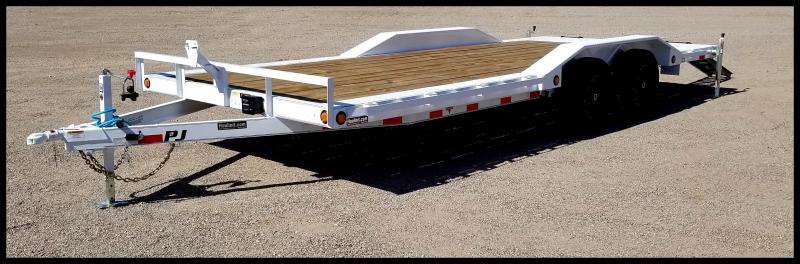 "2020 PJ Trailers 102"" x 20' Buggy Hauler Flatbed Trailer"