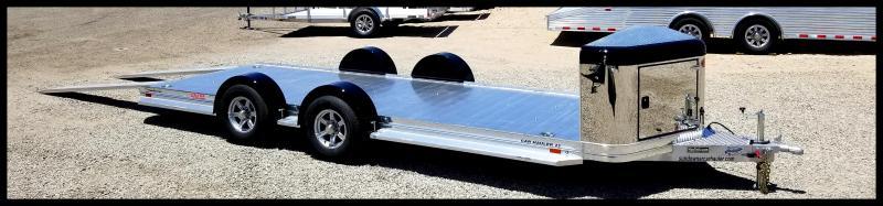 2020 Sundowner Ultra 82 x 22 Flatbed  Trailer