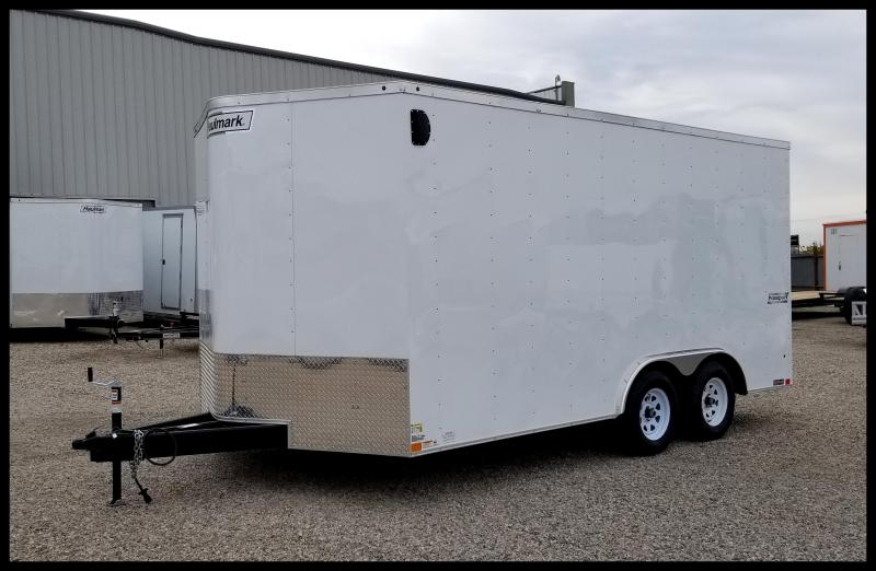2020 Haulmark 8.5 x 16 Enclosed Cargo Trailer