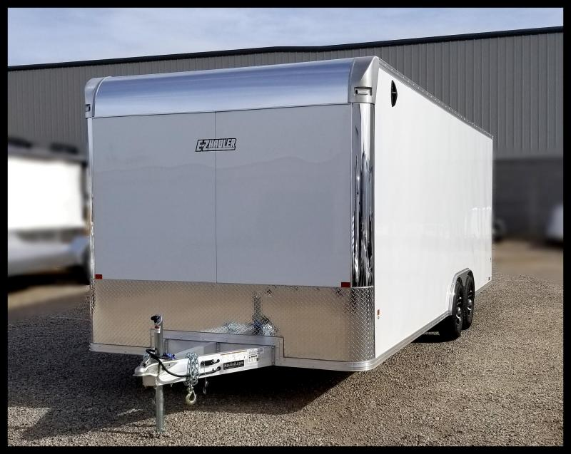 2020 Mission 8.5 x 24 Enclosed Cargo Trailer