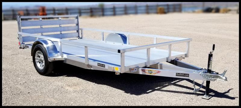 2020 H and H Trailer 8(76)x12 RAILSIDE ALUM 3K