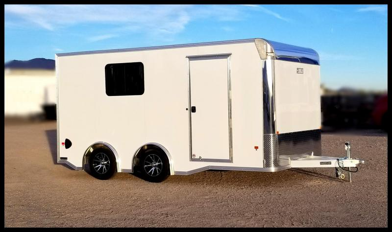 Mission EZ Hauler 8.5 x 16 Enclosed Cargo Trailer
