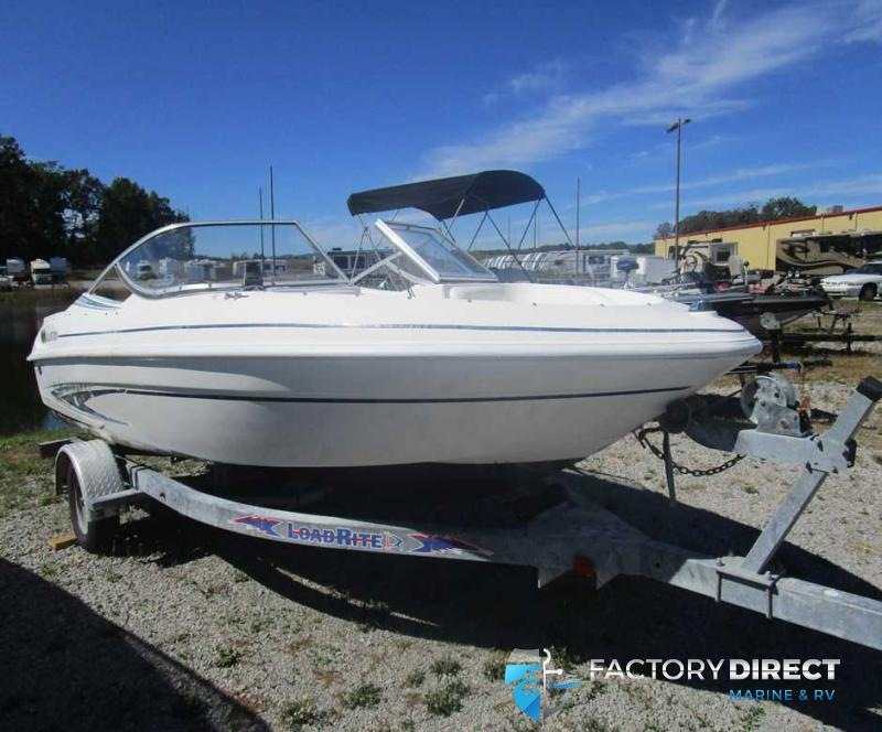 2002 Glastron Boats Glastron 175