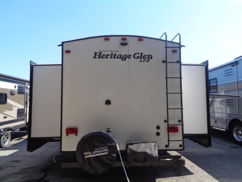 2018  Heritage Glen 311 QB