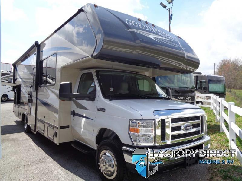 2021 Gulf Stream Coach Conquest 6314D