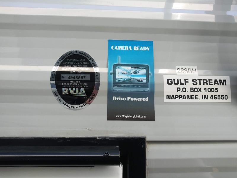 2019 Gulf Stream Conquest 268BH