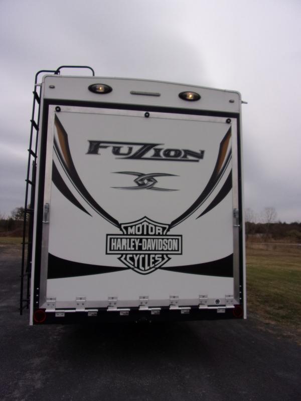 2013 Keystone Rv Fuzion 310 ST TROPEZ