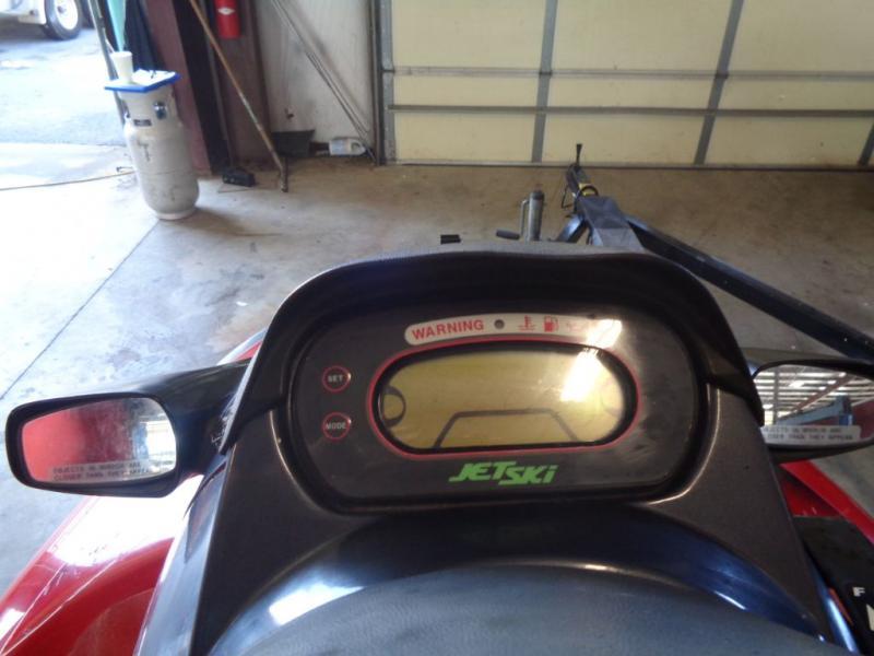 1997  Kawasaki 1100STX