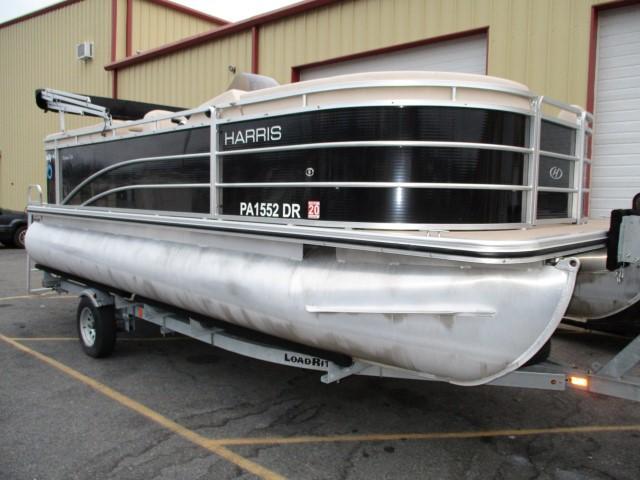 2016 Brunswick Boat Group Harris 200 CRUISE