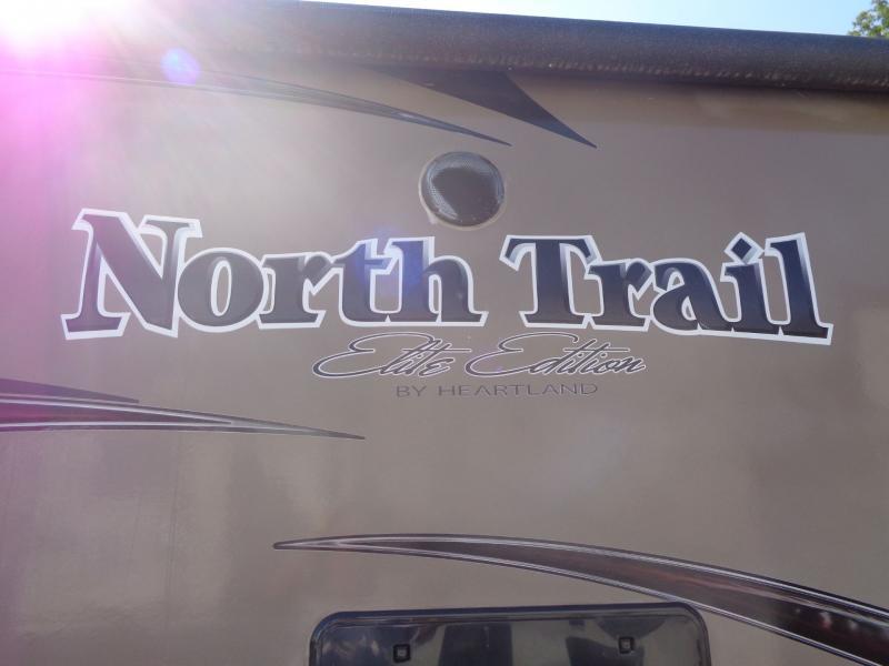 2013  Northtrail 28BRS
