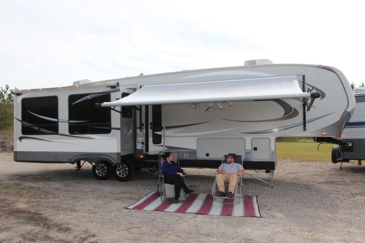 2011  Open Range 391RES