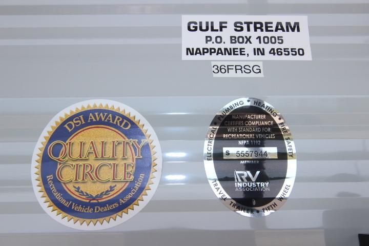 2020 Gulf Stream Coach Conquest 36FRSG