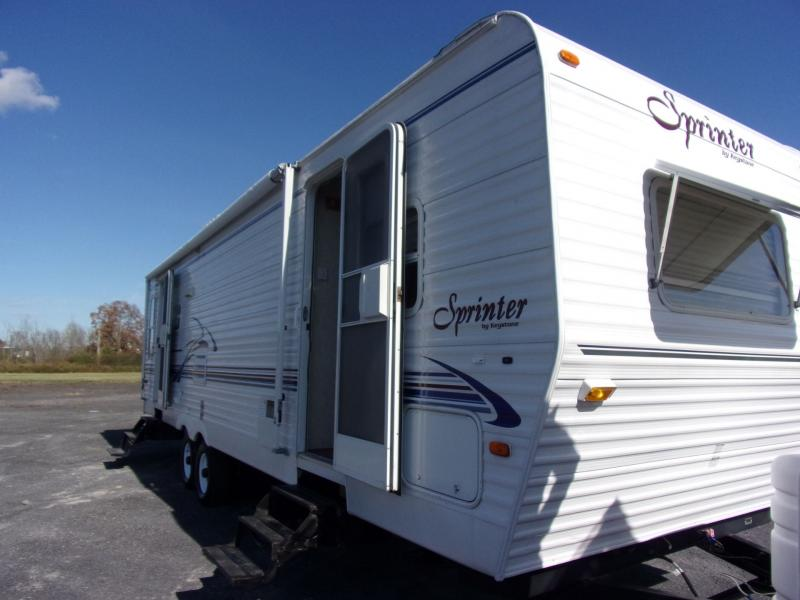 2003 Keystone Rv Sprinter 299RLS