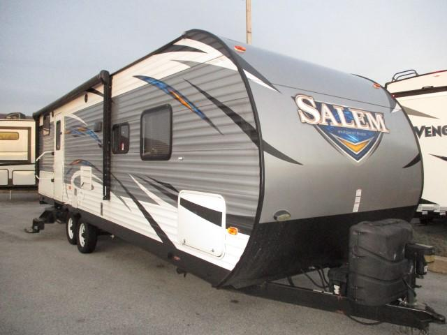 2017 Forest River, Inc Salem 27DBK