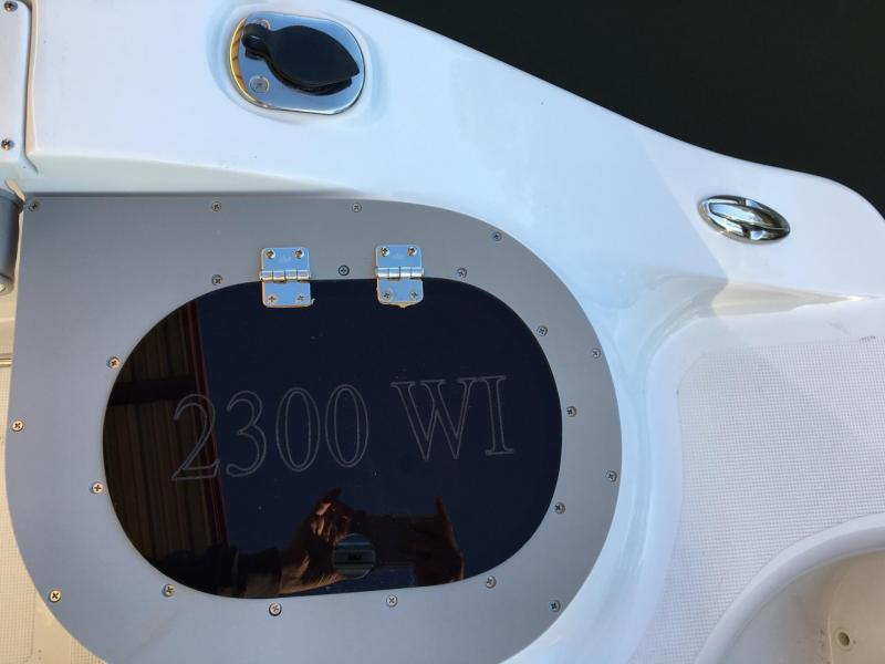 2019  Key Largo 2300WI
