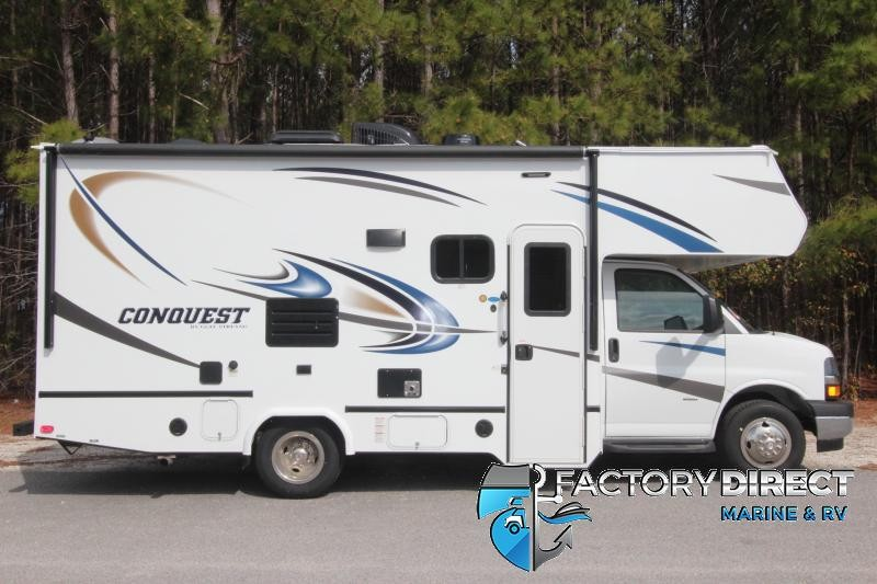2020 Gulf Stream Coach Conquest 6220LE