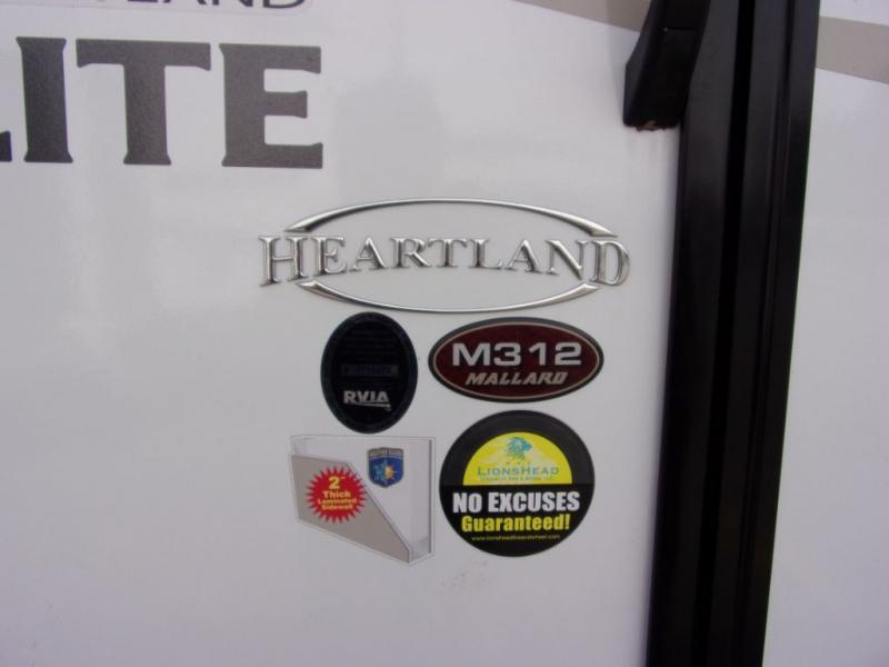 2018 Heartland Rvs Mallard M312