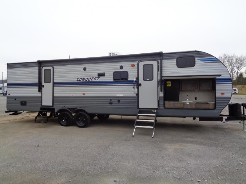 2021 Gulf Stream Coach Conquest 30FRK