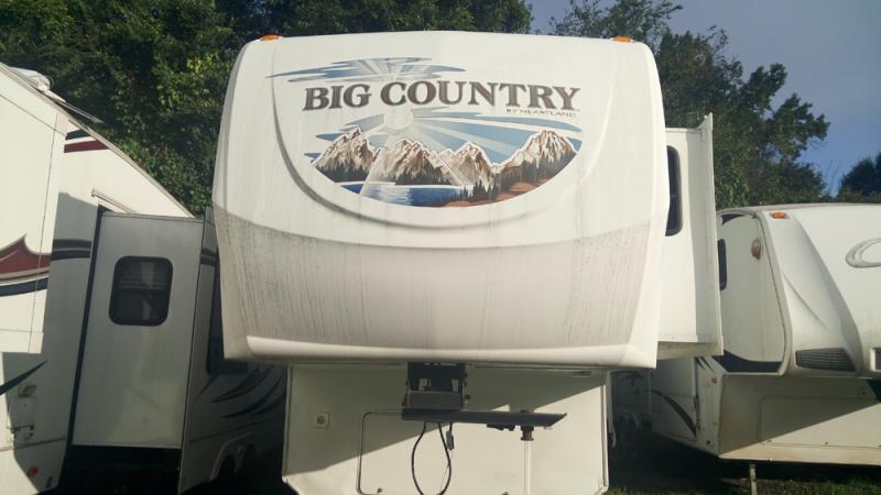 2009 Heartland Rv Big Country 3490BHS