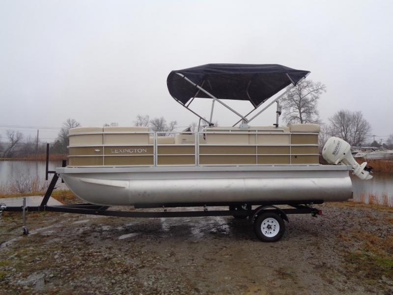 2018 International Pontoon Corporation Lexington 319