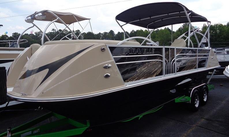 2015 Caravelle Boat Group Itoon 25DBL