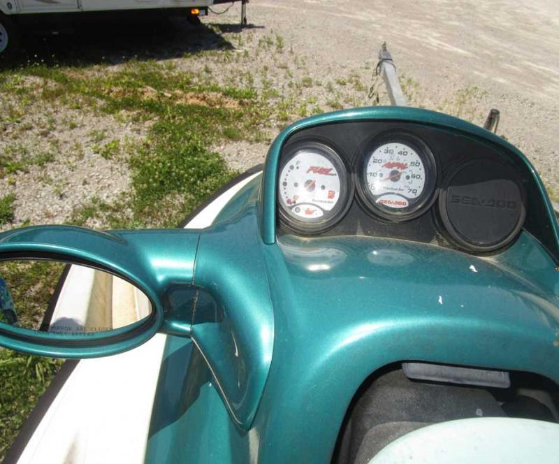 1998 Sea-doo Sea-doo GTI