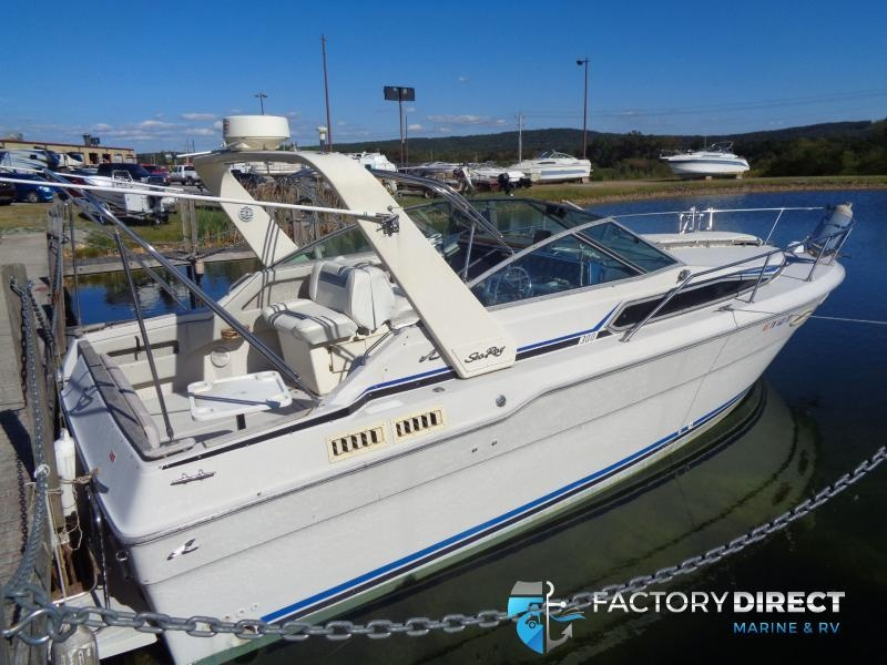 1988 Sea Ray Boats Inc Sea Ray 300 WEEKENDER