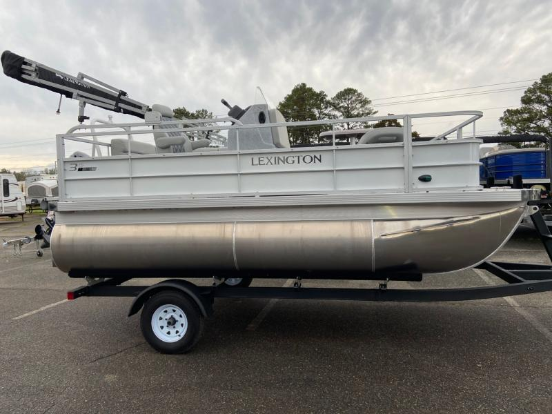 2019 International Corporation Lexington 315 ANGLER
