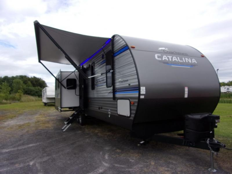 2020 Coachmen Catalina 333RETS