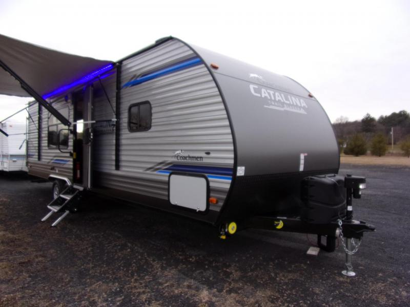2020 Coachmen By Forest River Catalina 26TH
