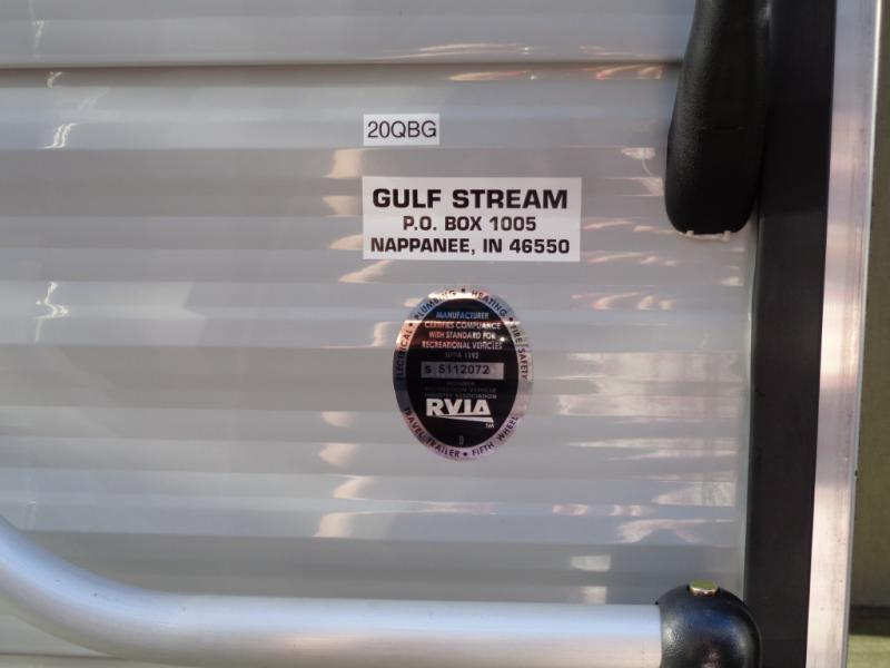 2019 Gulf Stream Coach Conquest 20QBG