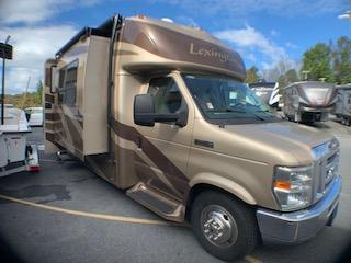 2011 Forest River Lexington 283TS