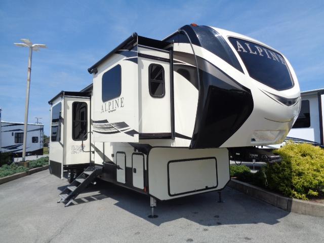 2018 Keystone Rv Company Alpine 3700FL