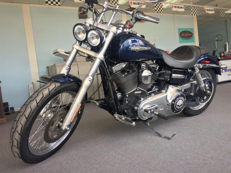 2013  Harley Davidson SUPERGLIDE