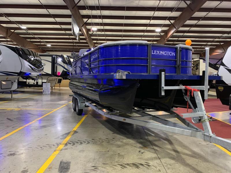 2020  Lexington 523 TRI-TOON