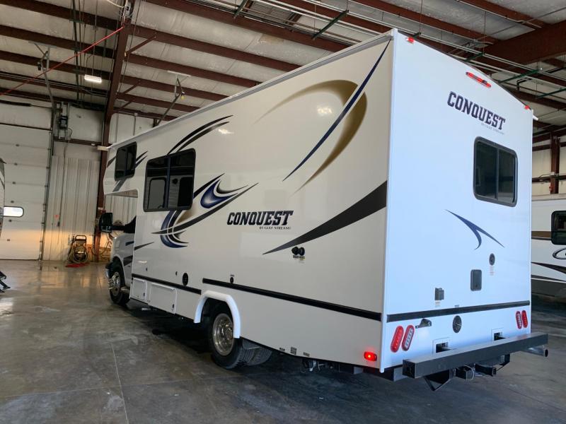 2021 Gulf Stream Coach Conquest 6237LE