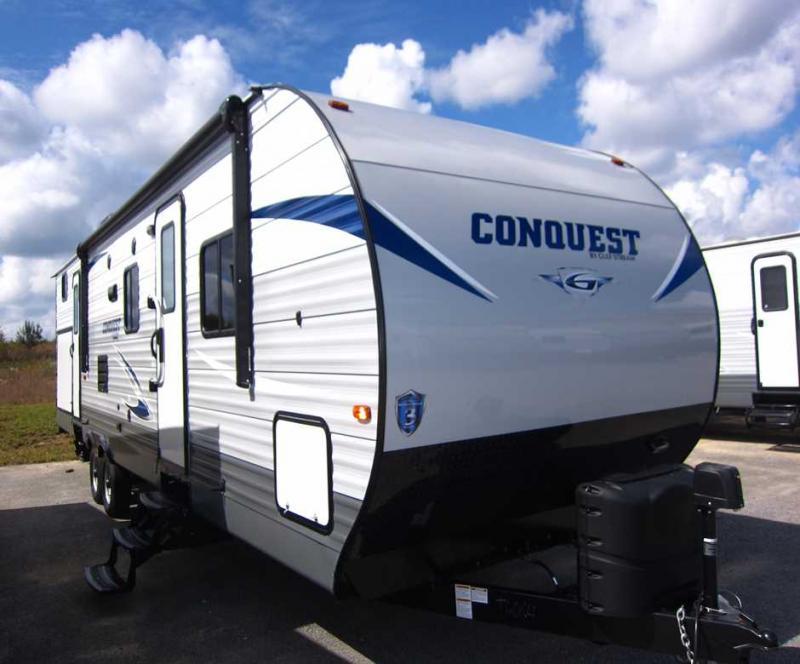 2020  Conquest C323TBR
