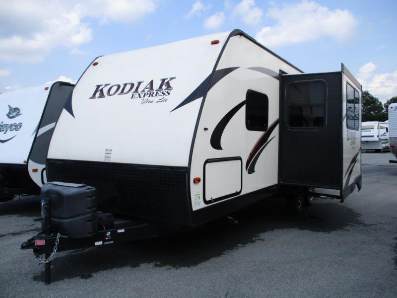 2016 Dutchmen Kodiak 246BHSL