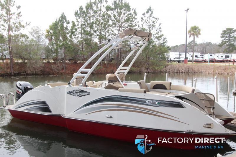 2019 Caravelle Boat Group Razor 219UU ETOON