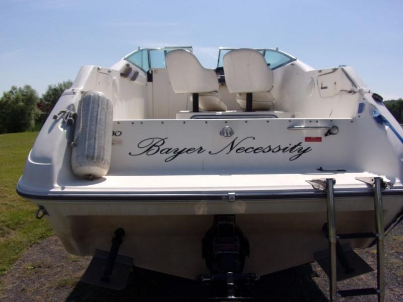 1992 Sea Ray Boats Sea Ray 230 SUNDANCER