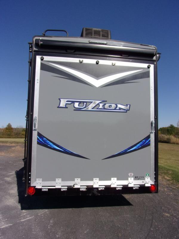 2016 Keystone Rv Fuzion 385