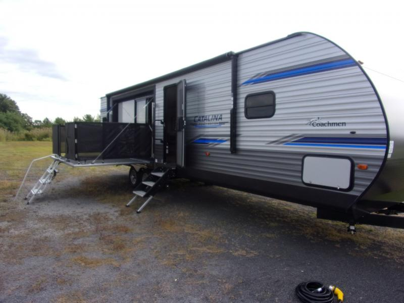 2020 Coachmen By Forest River Catalina 303RK