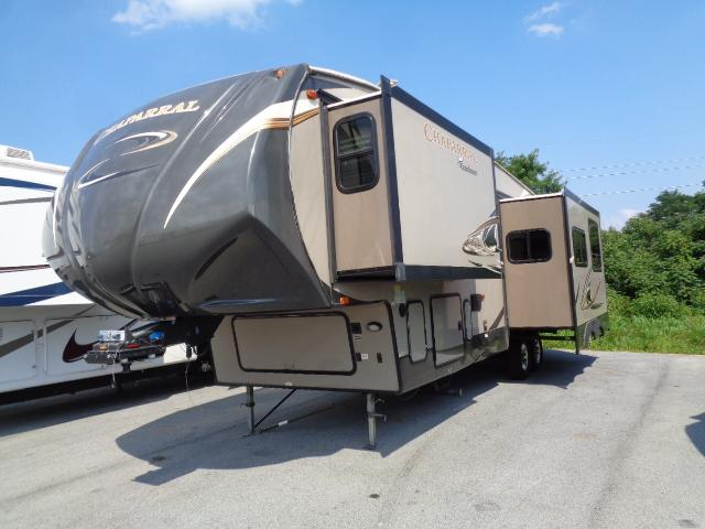 2014 Coachmen Chaparral 286RKS