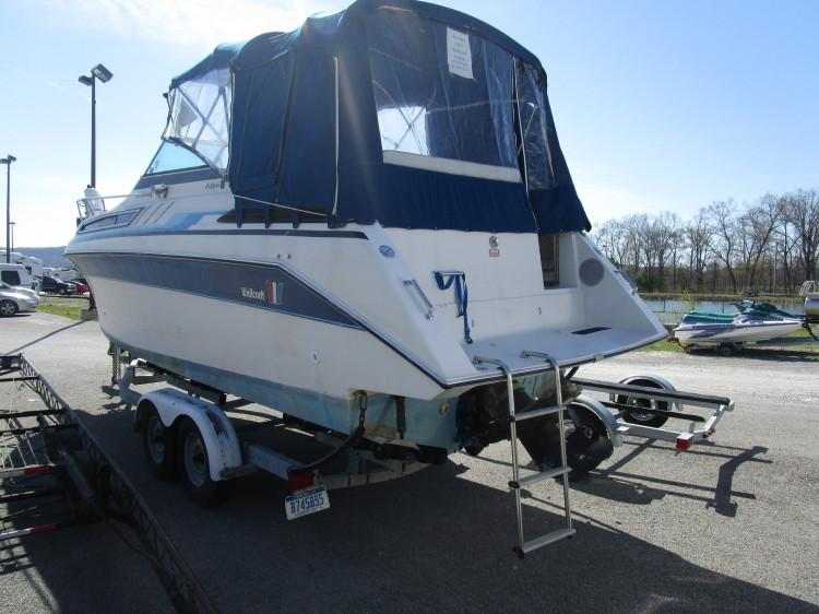 1987 Wellcraft Wellcraft ANTIQUA 2900
